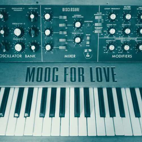 Disclosure - Moog For Love (on plusfm.net)