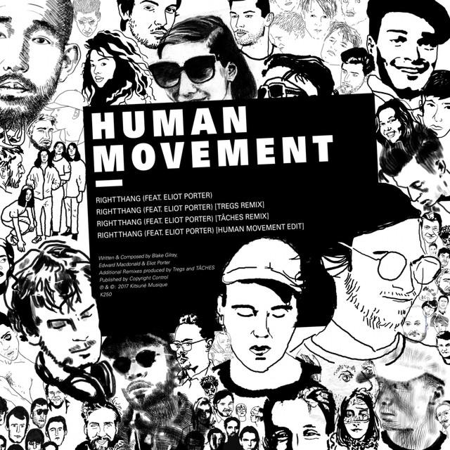 Human Movement - Right Thang (on plusfm.net)