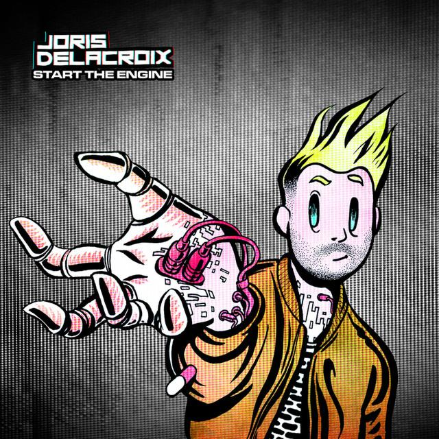 Joris Delacroix - Start The Engine (on plusfm.net)