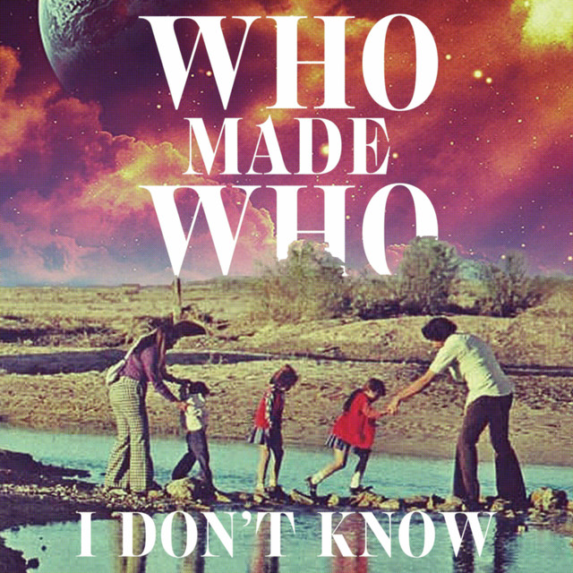 WhoMadeWho - I Don't Know (Stereocalypse Remix) (on plusfm.net)
